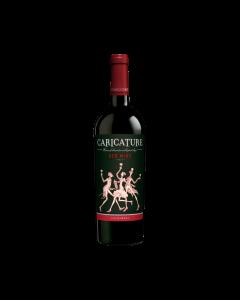カリカチュア・レッド・ワイン 2015