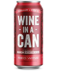 Firehouse Wine-In A-Can California Red Wine