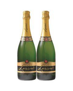 Domaine Laurier Brut Methode Champenoise 2 bottle Set